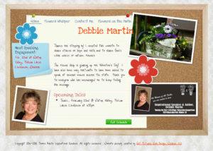 Debbie Martin, Inspirational Speaker