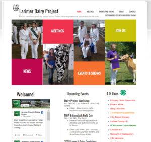 larimer dairy project