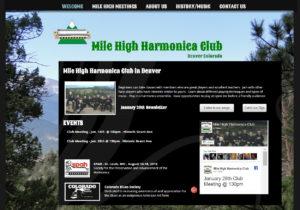 Mile High Harmonica Club