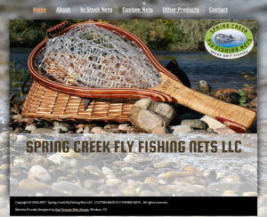Spring Creek Fly Fishing Nets