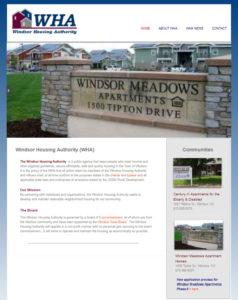 Windsor Housing Authority