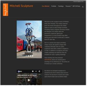 Mitchell Sculpture